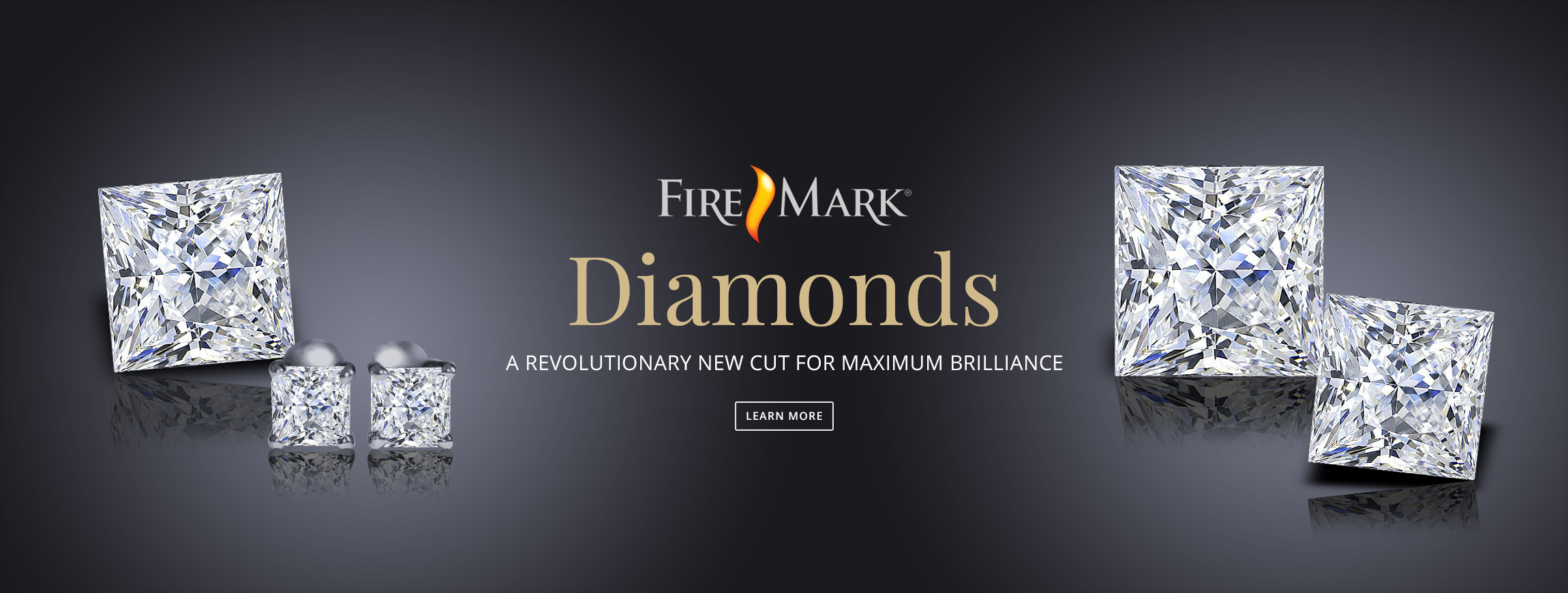 contemporary diamond youtube unique engagement ring watch firemark infinity